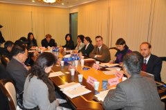 Roundtable held in Beijing (10/12/2012)